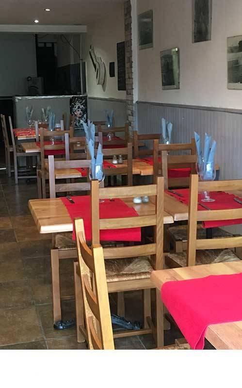 Le restaurant - L'atypique - La Ciotat